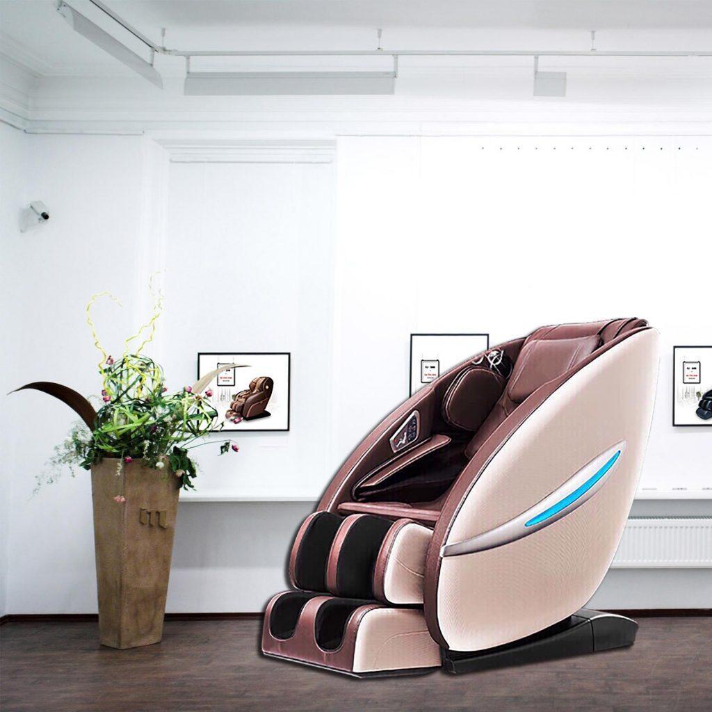 Ghế massage Nhật Bản Q7 - Bác sĩ chữa đau lưng tại nhà