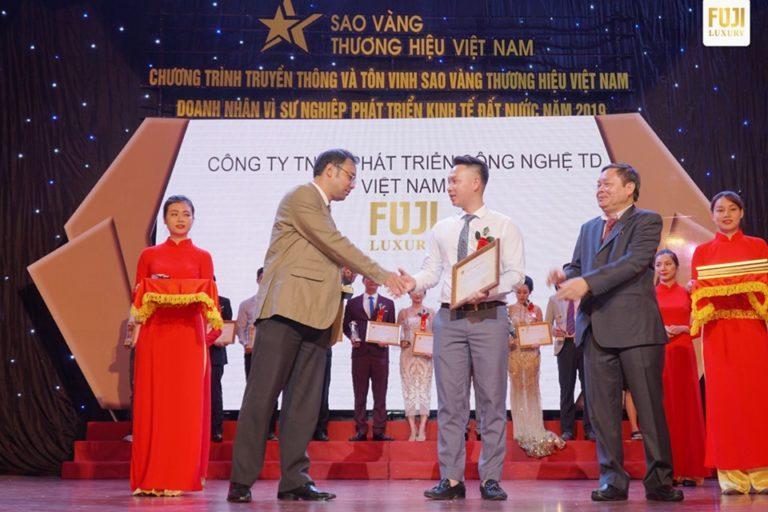 3 Dòng ghế massage chất lượng mang về giải thưởng Sao Vàng Thương hiệu Việt 2019