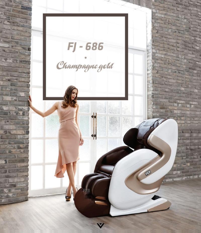 Bài tập kéo giãn sống lưng và chế độ giảm tức thời trở thành thương hiệu riêng của FJ-686