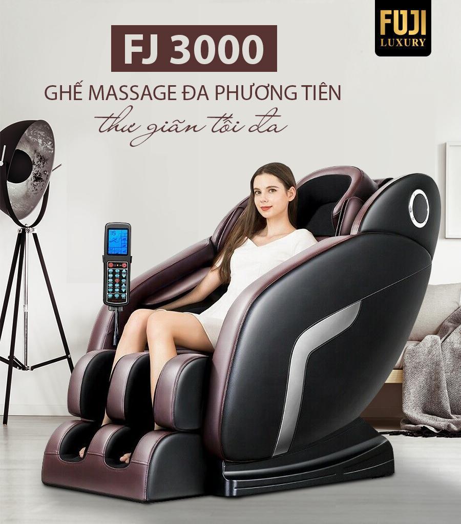 Ghế massage Fj 3000