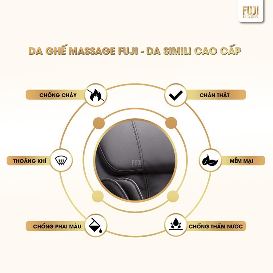 Ưu điểm của da ghế Massage Simili cao cấp