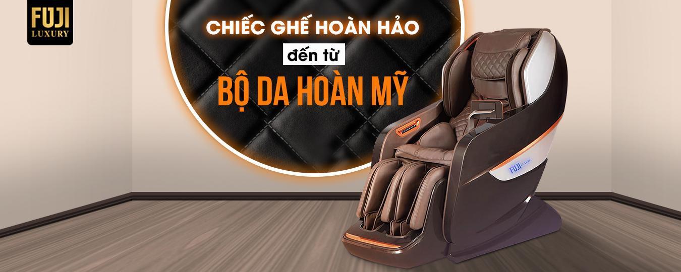 da ghế massage