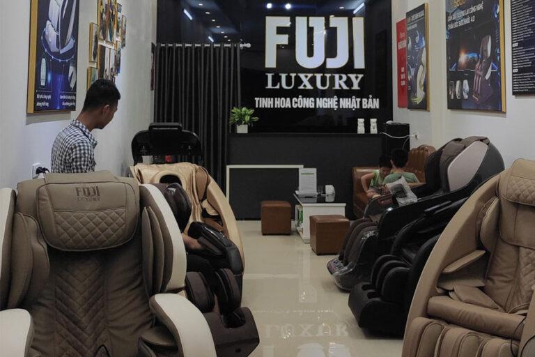 Địa chỉ bán ghế massage uy tín tại Bắc Giang