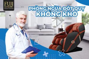 Phòng Ngừa đột quỵ Không Khó nếu làm theo lời khuyên của bác sĩ