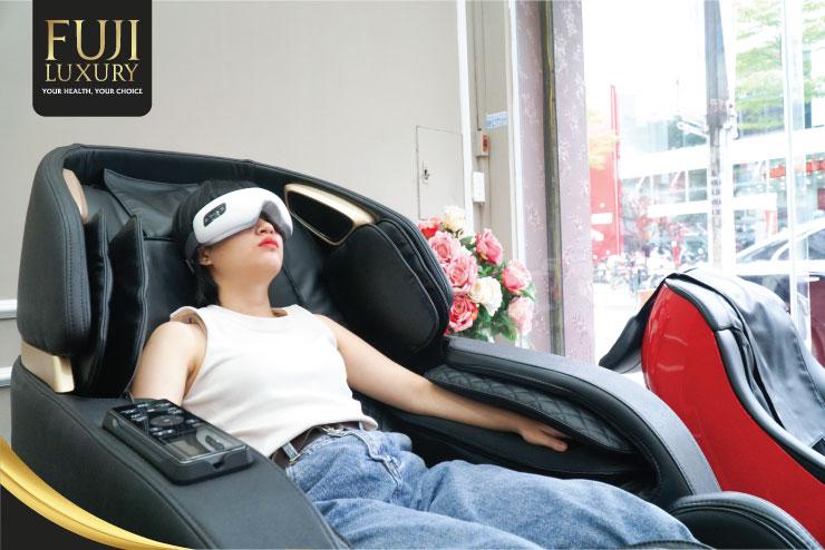 Tới Fuji Luxury để trải nghiệm sản phẩm thực tế