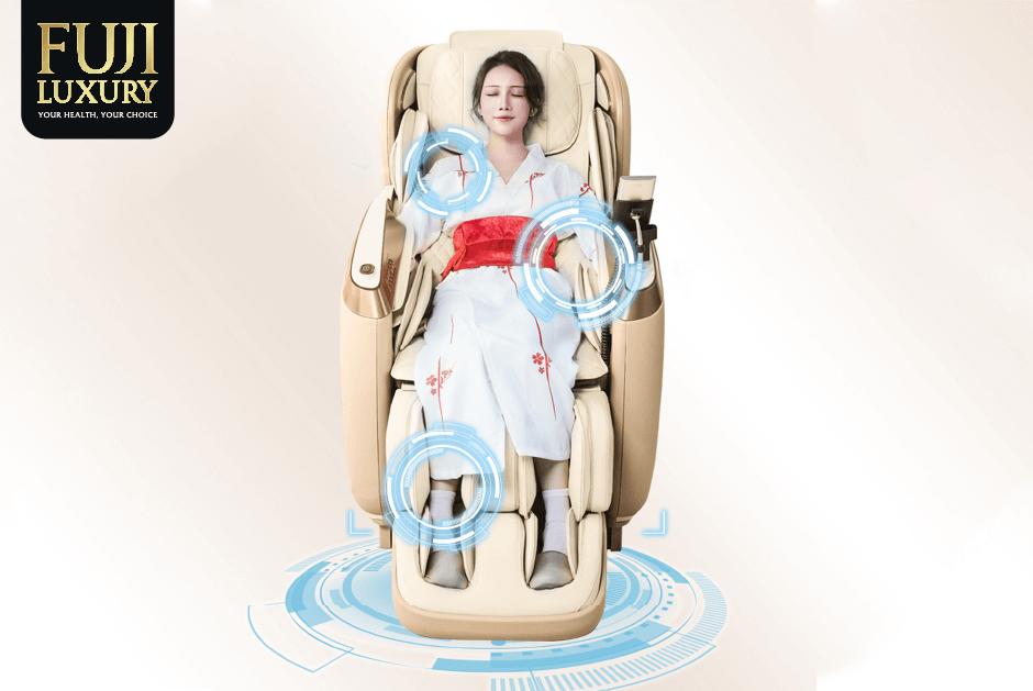 Massage chuyên sâu đẩy nhanh quá trình phục hồi chấn thương