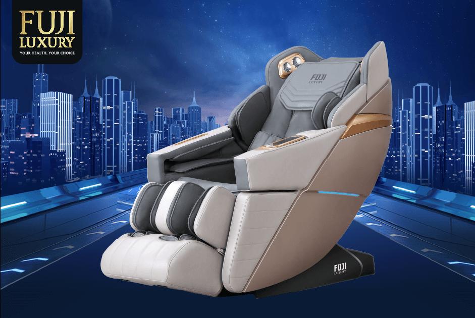 Hãy ngồi và trải nghiệm cảm giác của các phi hành gia với ghế massage FJ - S800