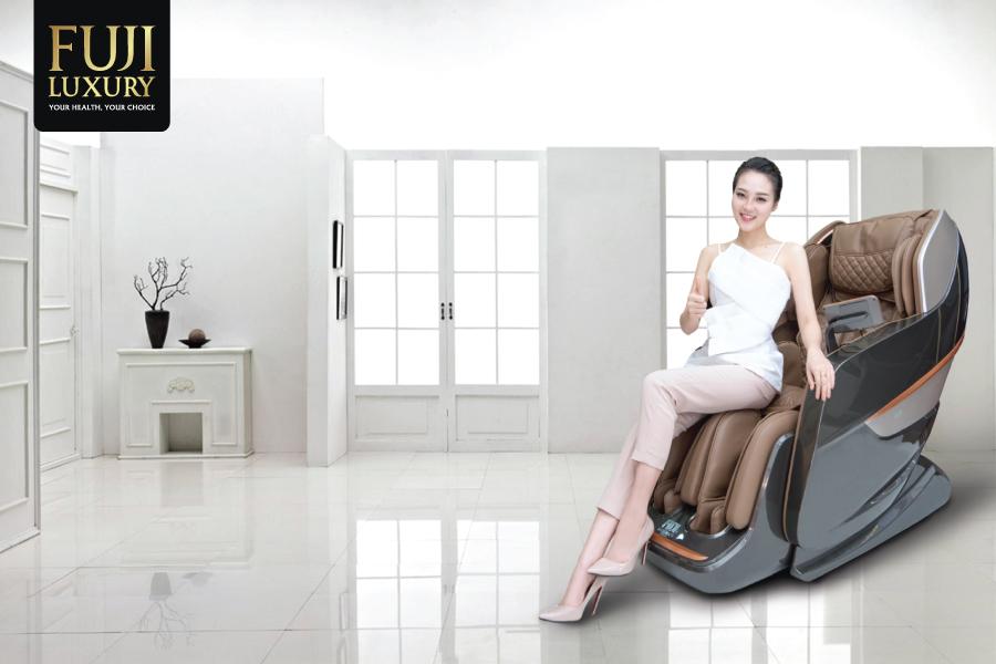 Ghế massage Nhật Bản FJ S650 Luxury